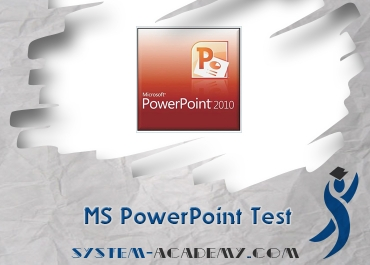 MS PowerPoint Test