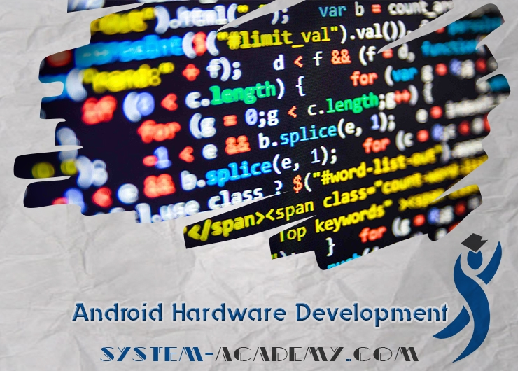 Android Hardware Development